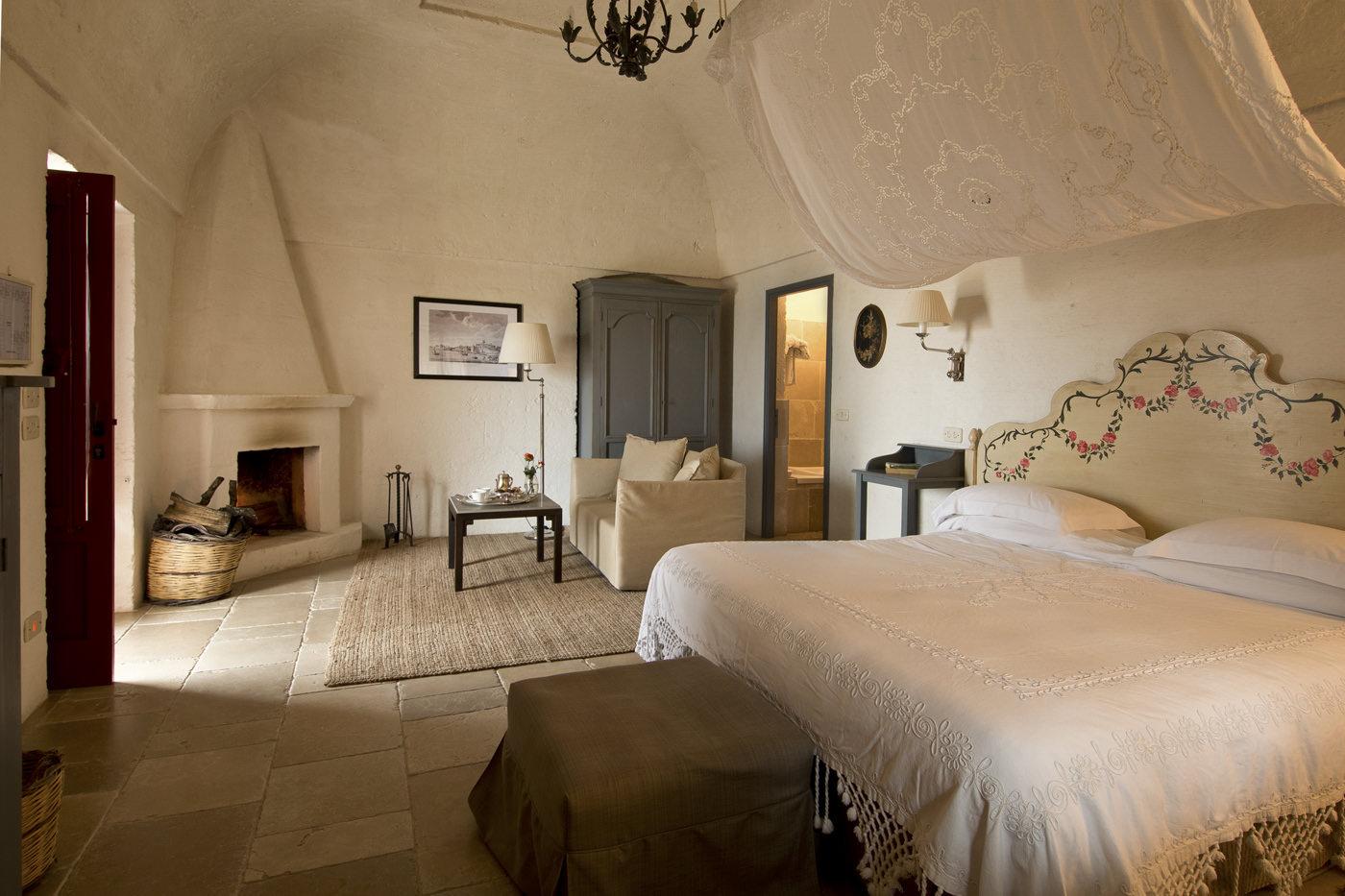 Junior Suite at Torre Coccaro