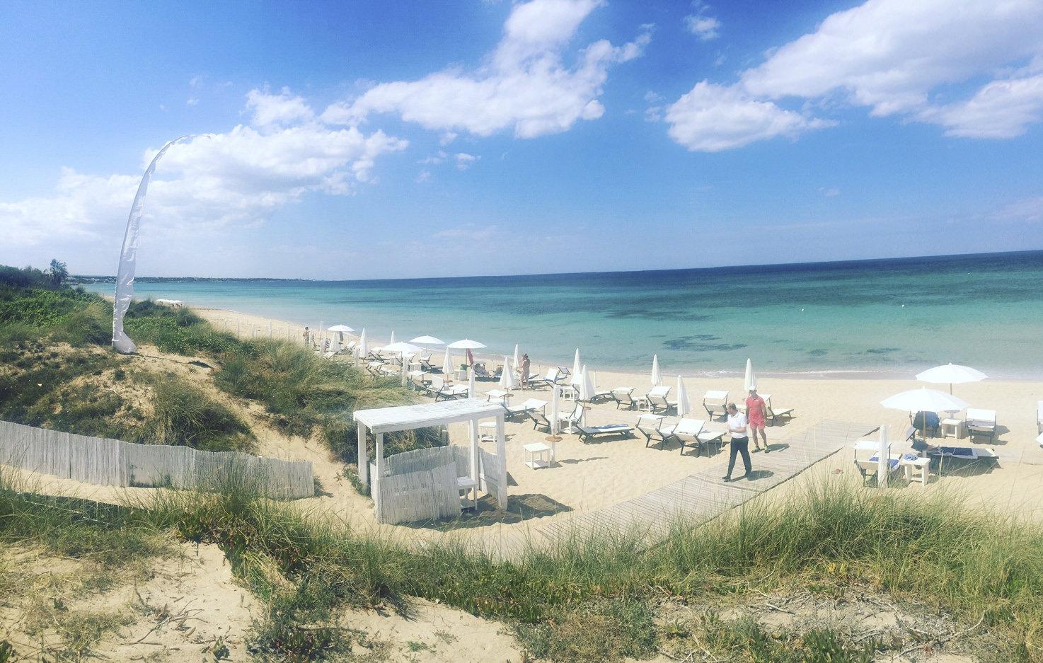 Torre Coccaro Beach Club