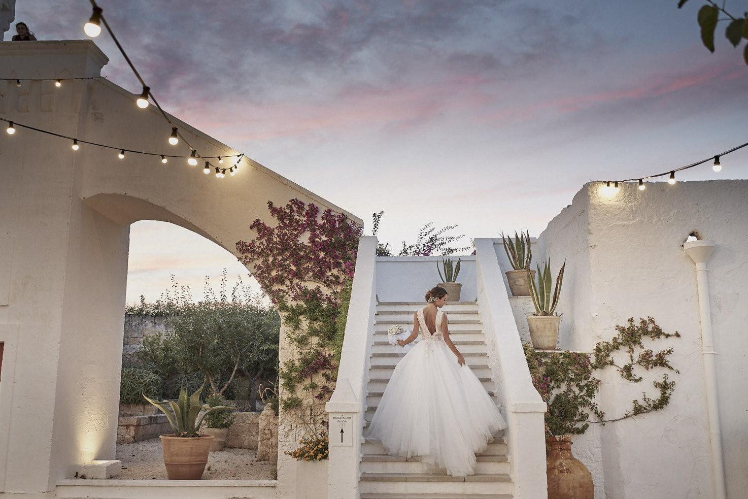 Torre Coccaro for weddings in Puglia