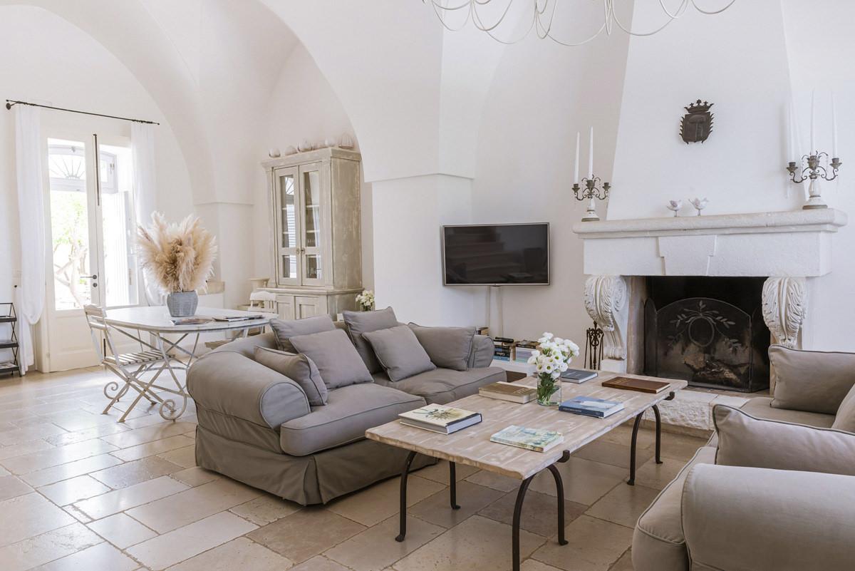 Accommodation at Masseria Don Luigi