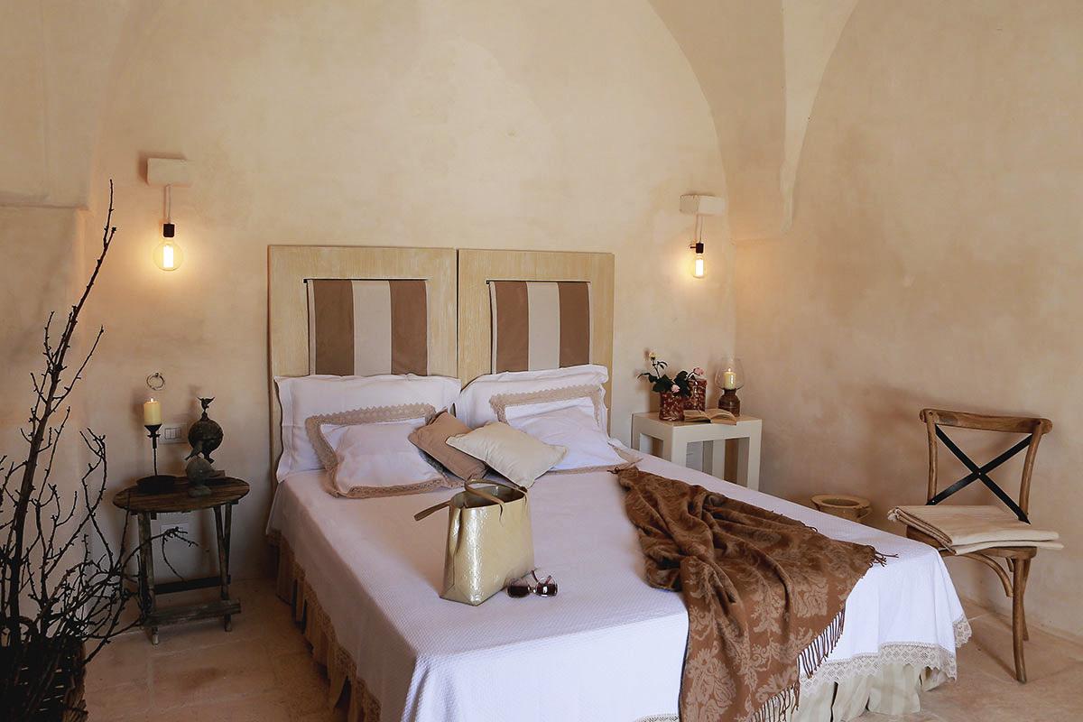Accommodation at Masseria Le Carrube