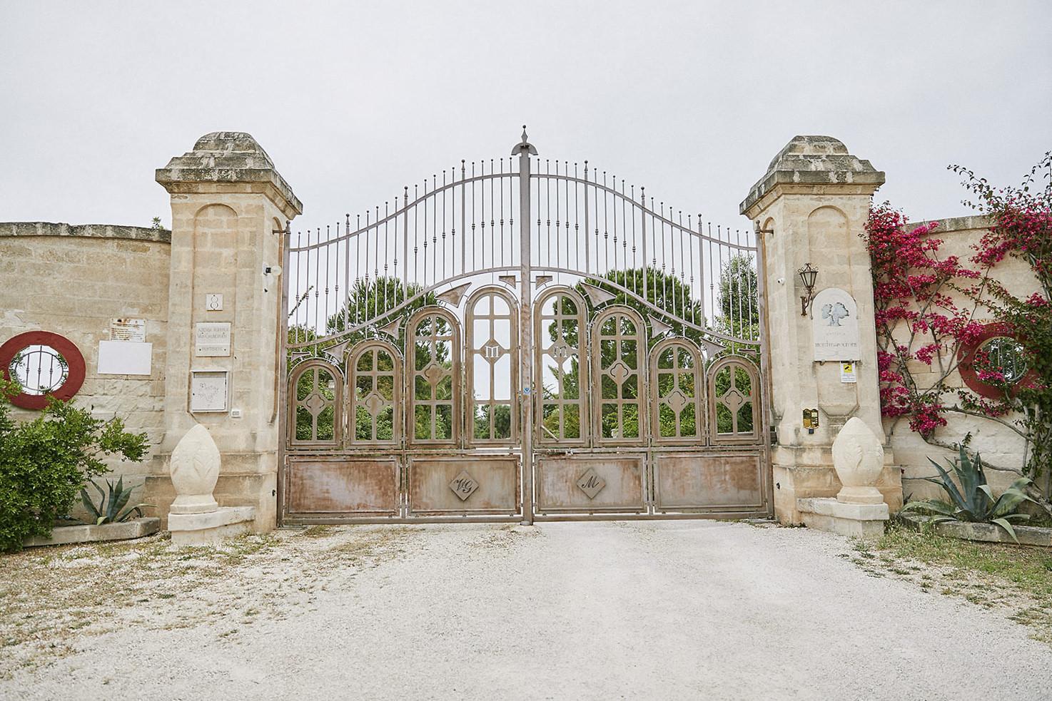 Gateway to the Masseria