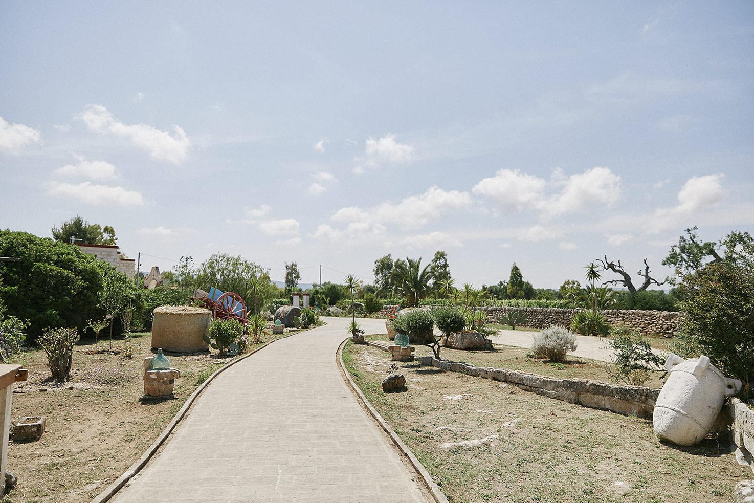 Gardens of the Masseria