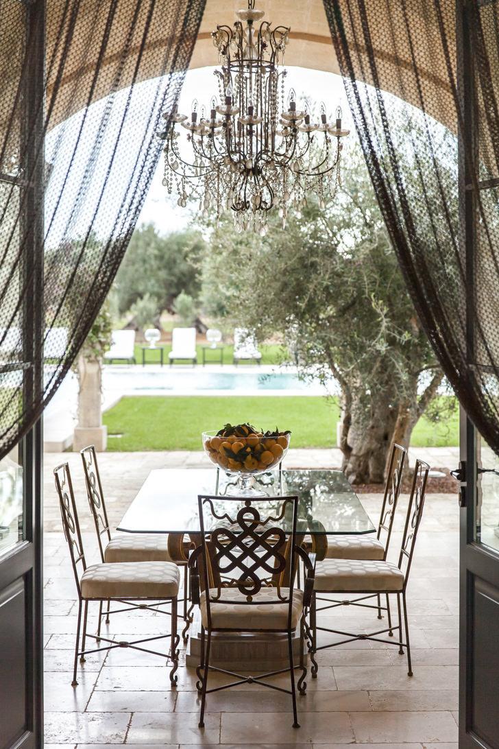 Suite porch