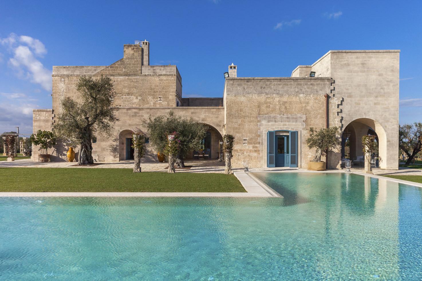 Masseria Pettolecchia, Puglia