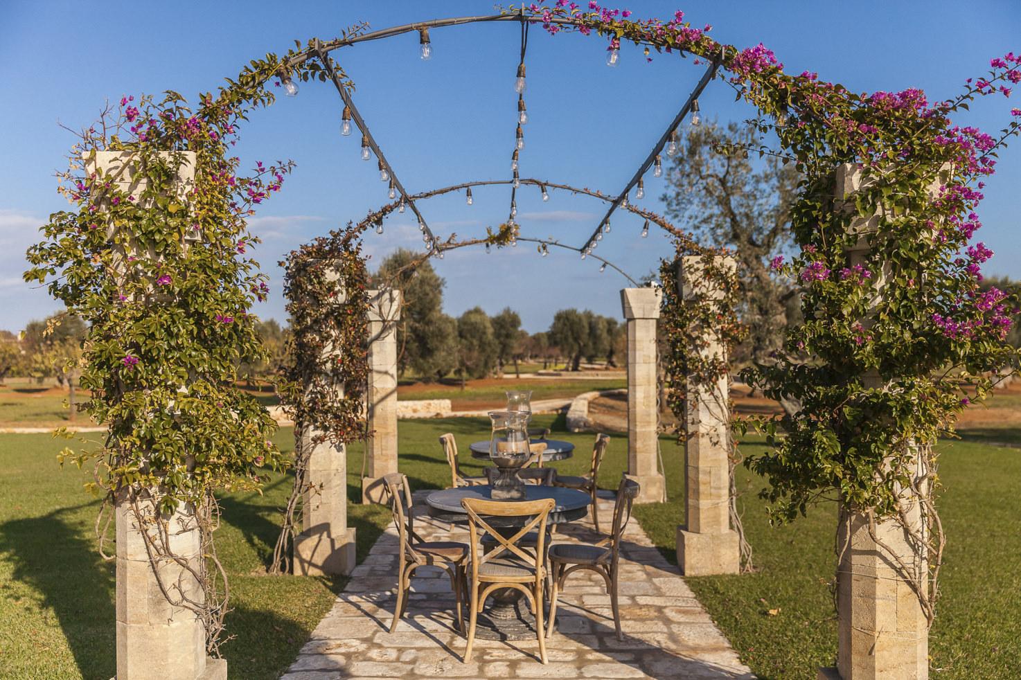 Gardens of Masseria Pettolecchia