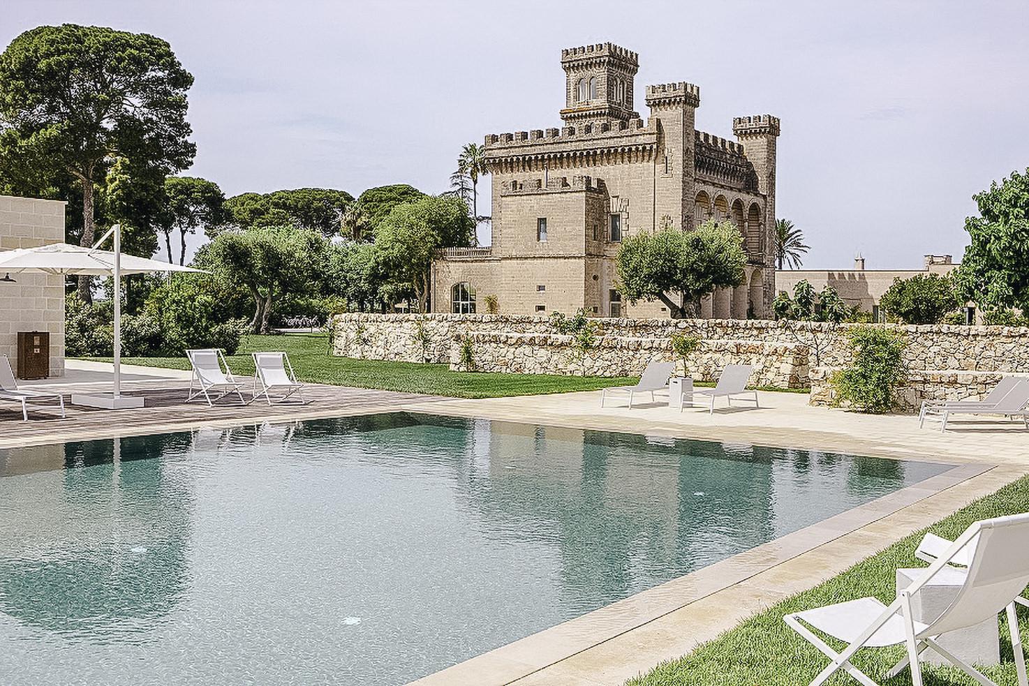 Vinilia Wine Resort, Puglia