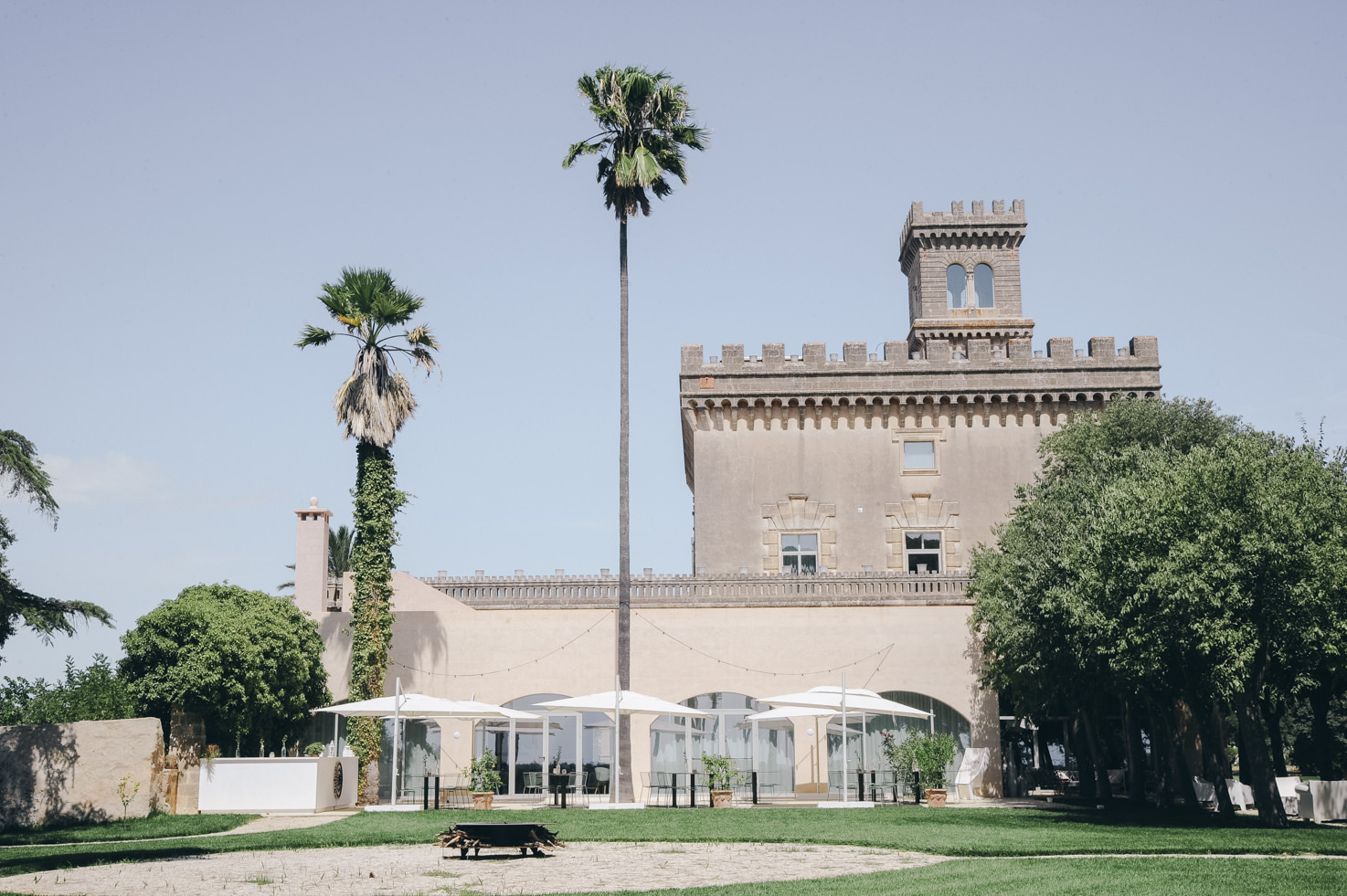 Exterior of Vinilia Wine Resort