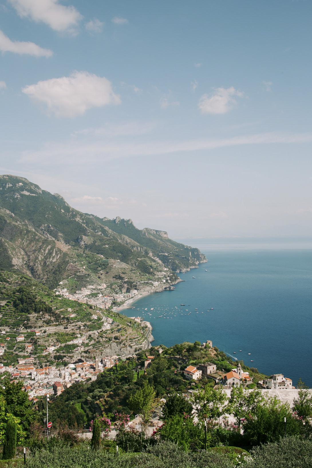 Sea View in Ravello