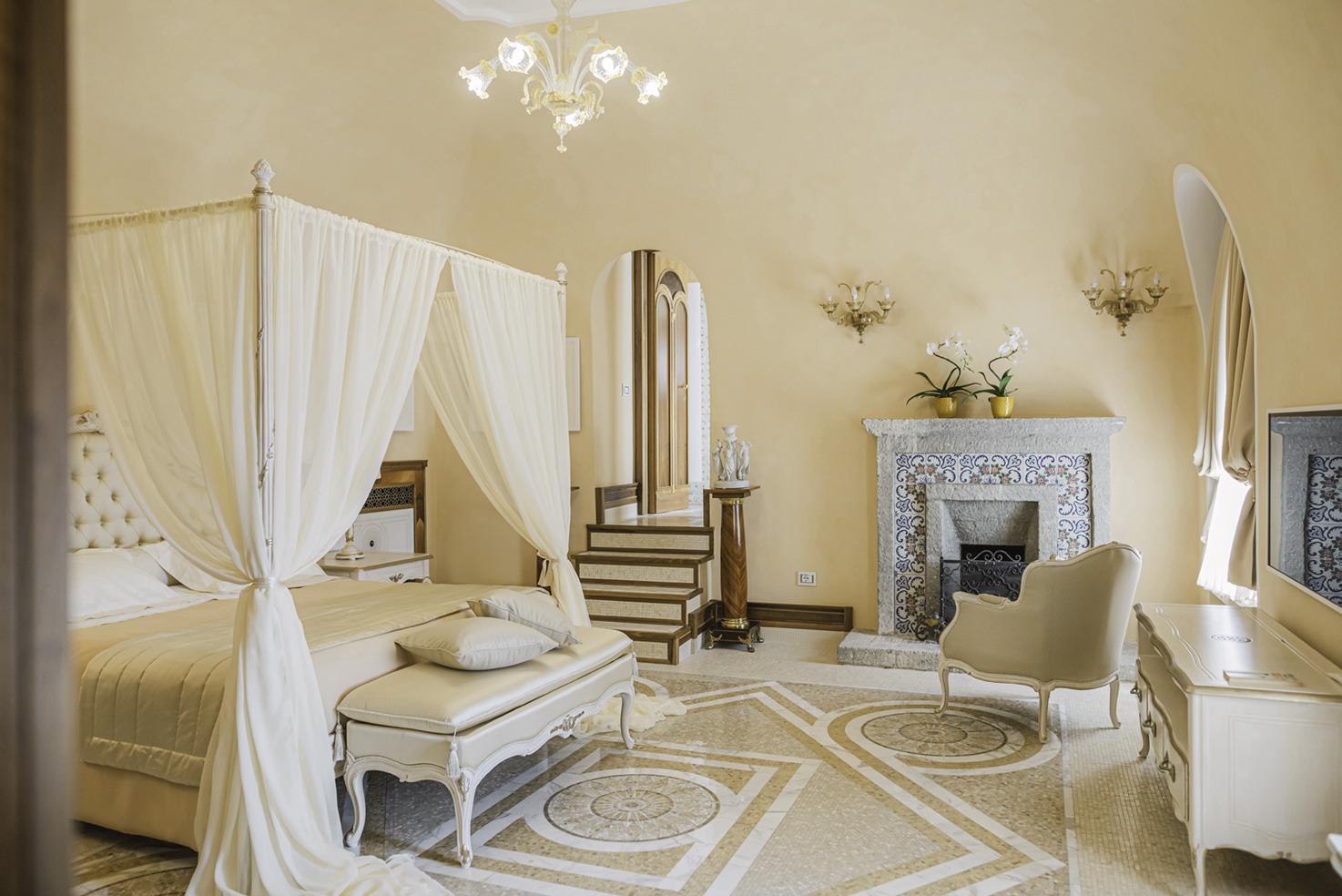 Villa La Rondinaia, Inspiration suite