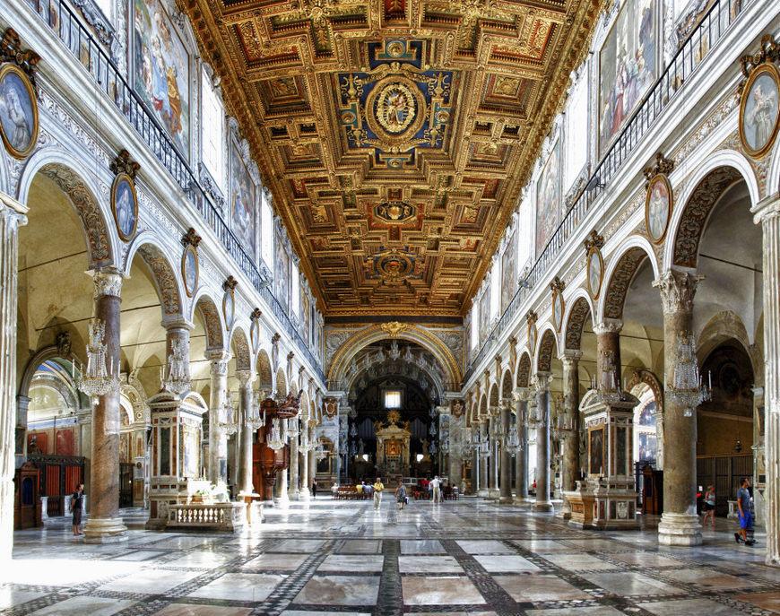 Ara Coeli church for Catholic weddings in Rome