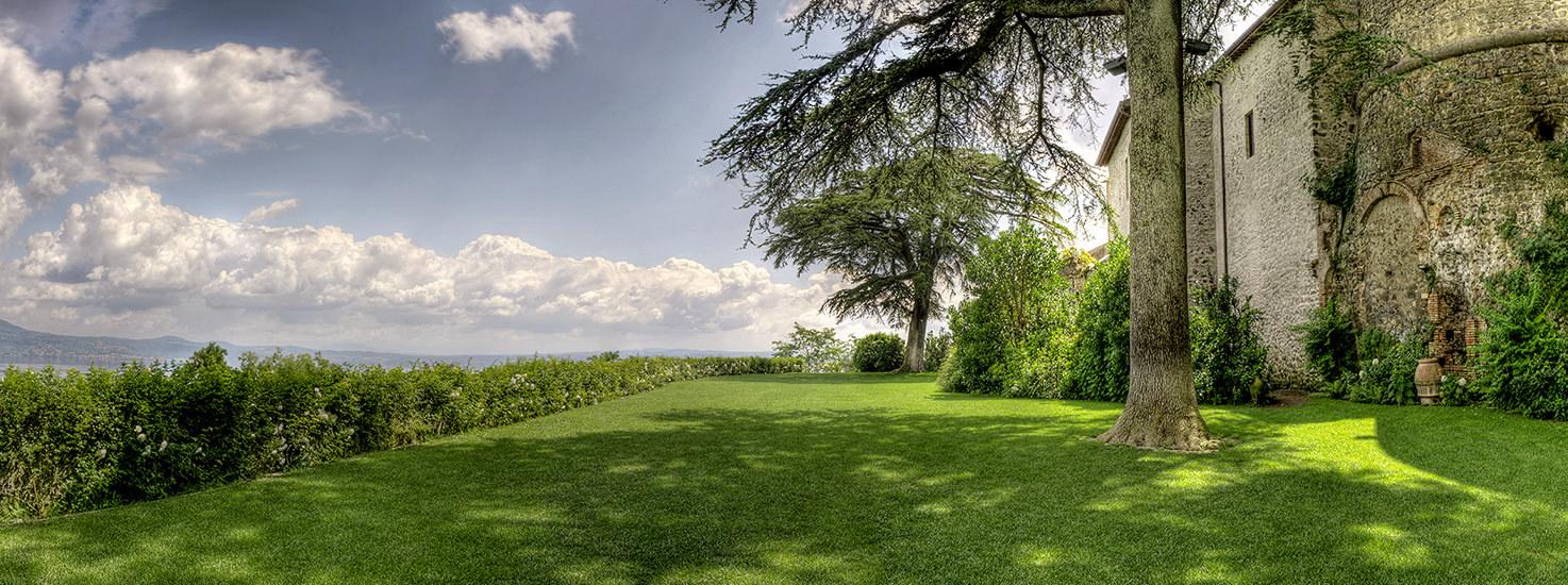Gardens of Castello Odescalchi