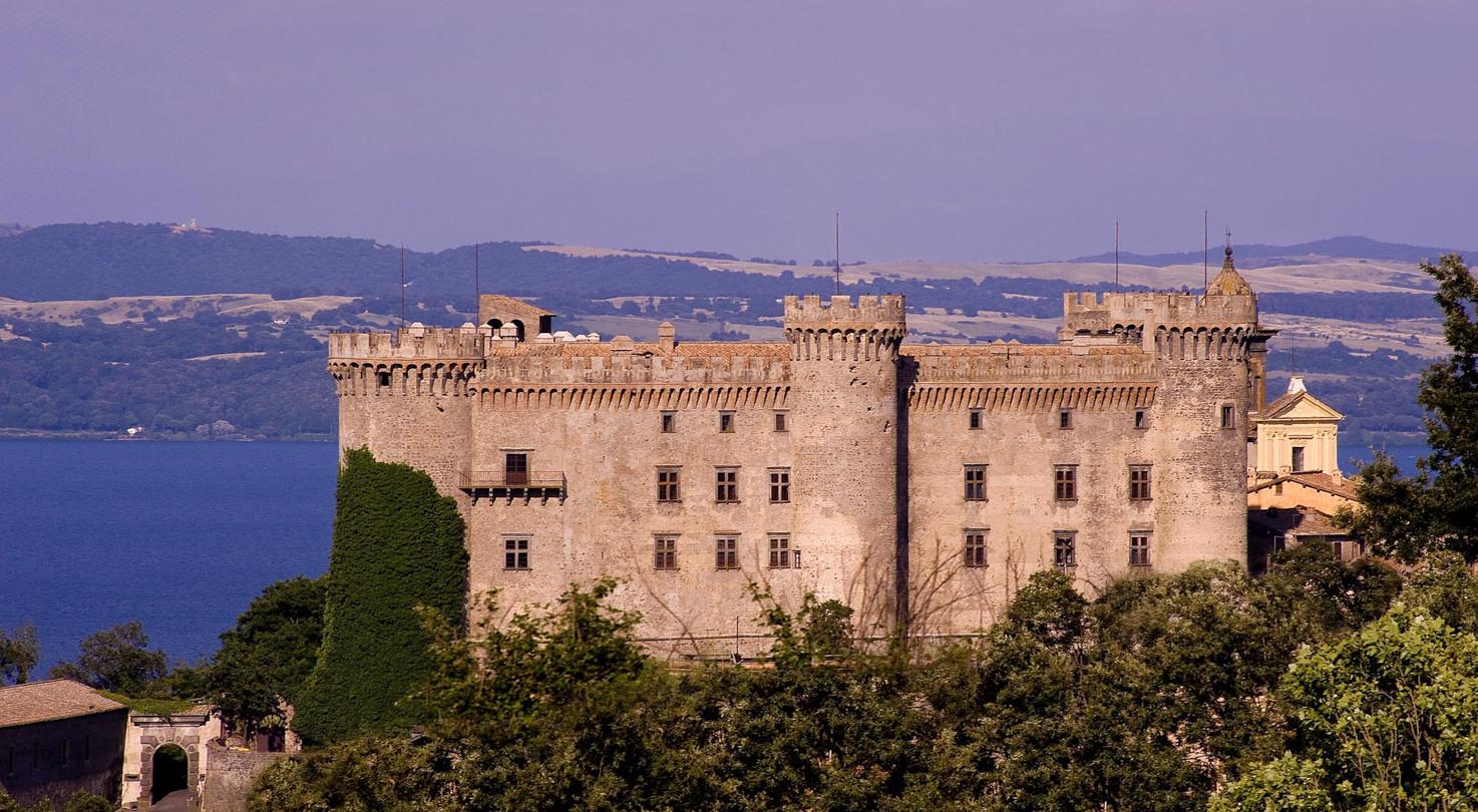 Overview of Castello Odescalchi, Rome