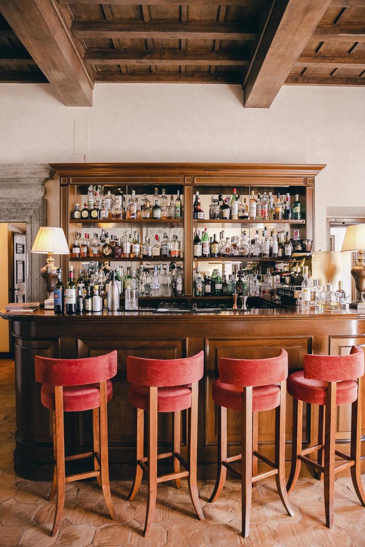 Bar of La Posta Vecchia