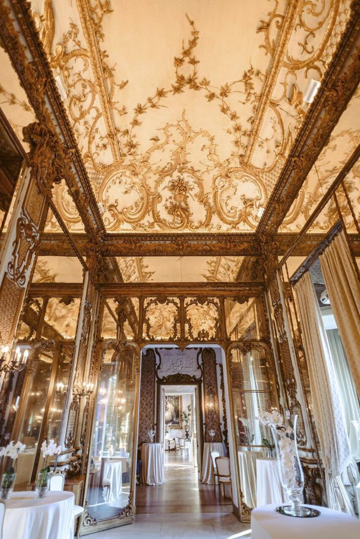 Interior of Palazzo Brancaccio, Rome