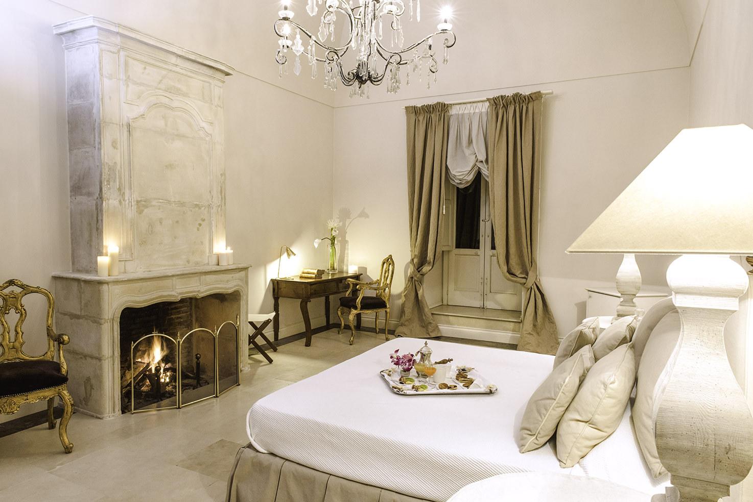 Suite of Castello Camemi