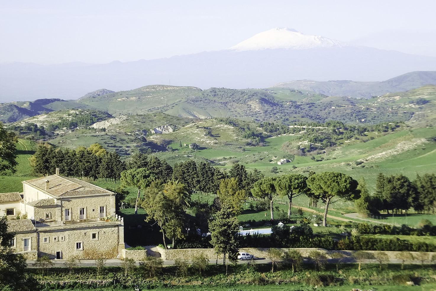 Castello Camemi, Sicily