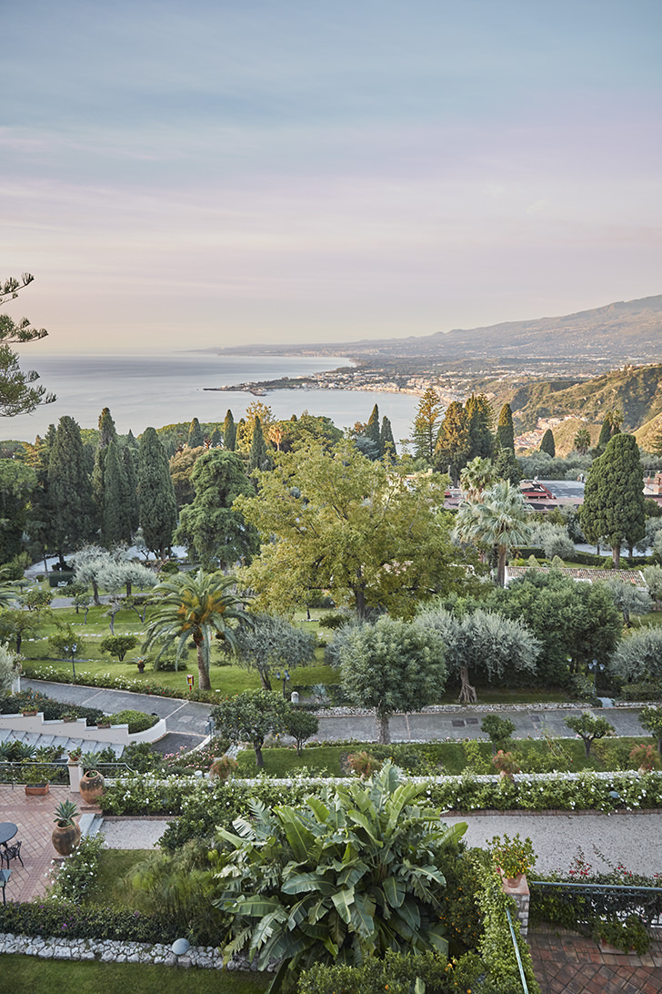 Gardens of Grand Hotel Timeo