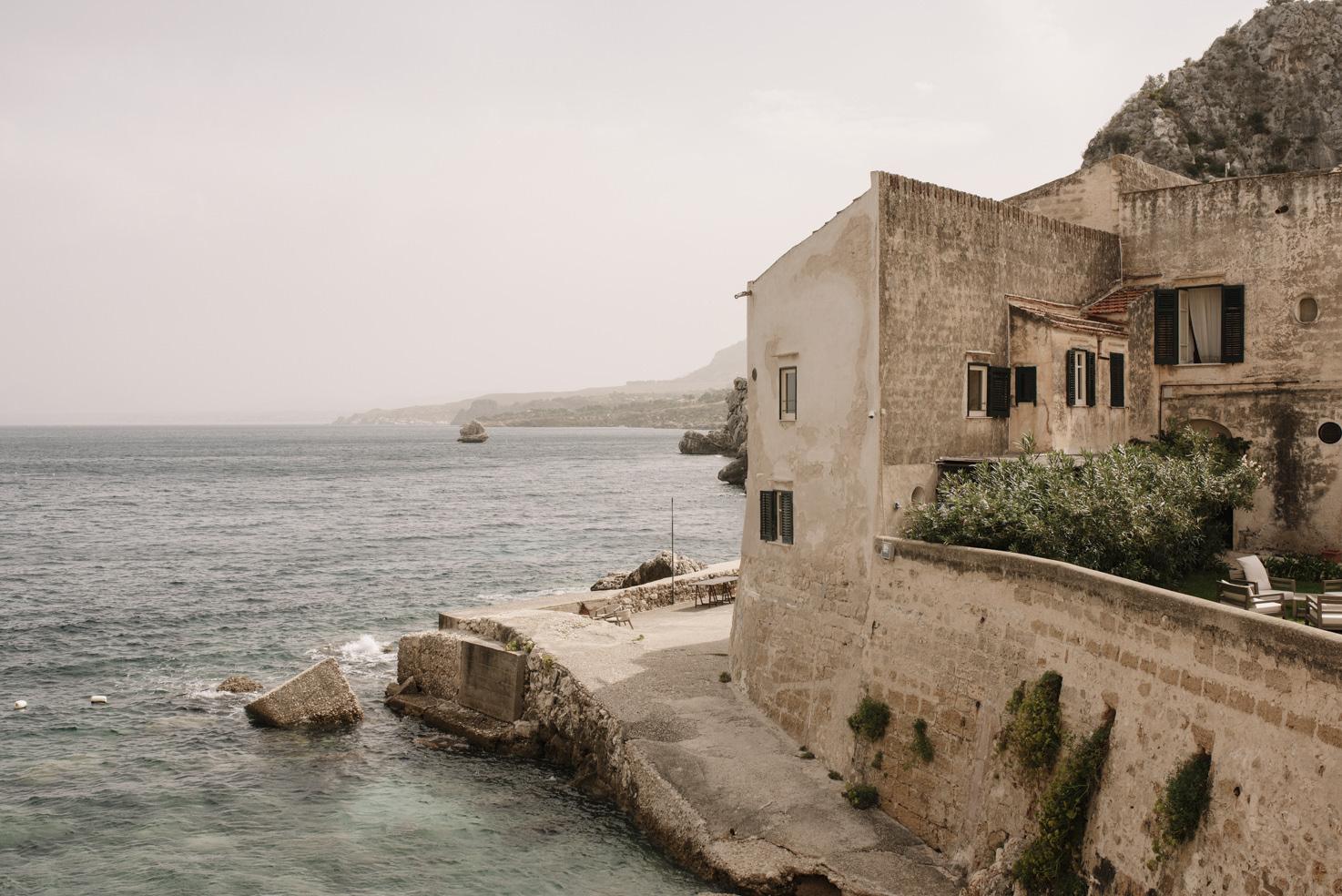 Tonnara di Scopello in Sicily