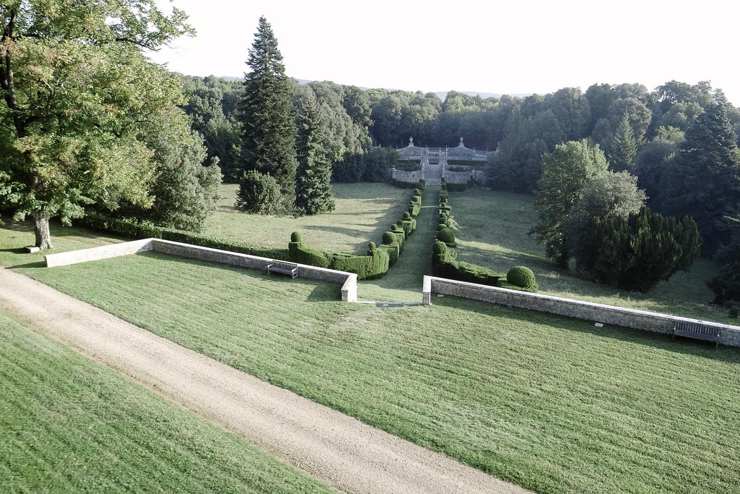 Gardens of Castello di Celsa