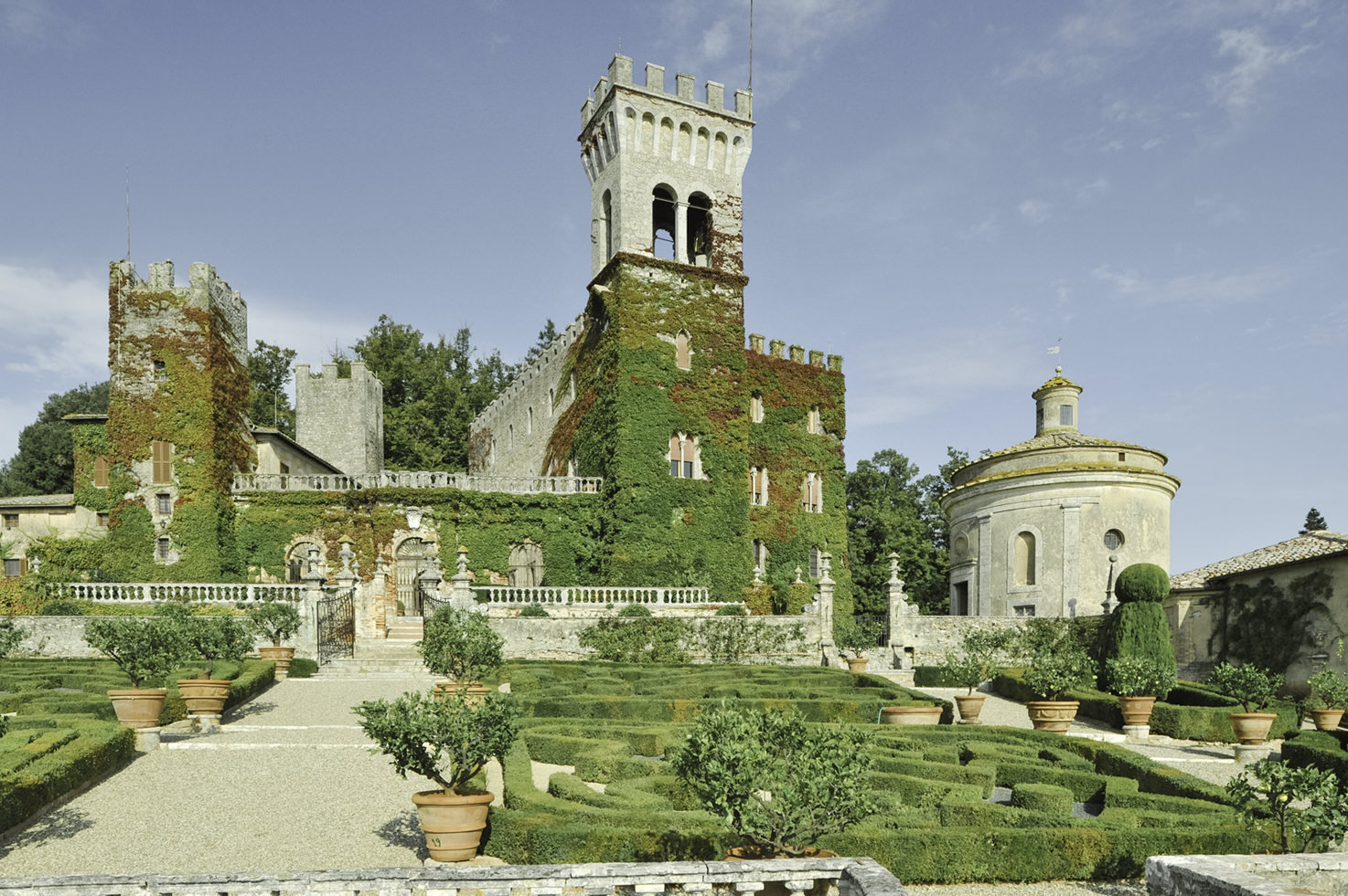Castello di Celsa, Siena