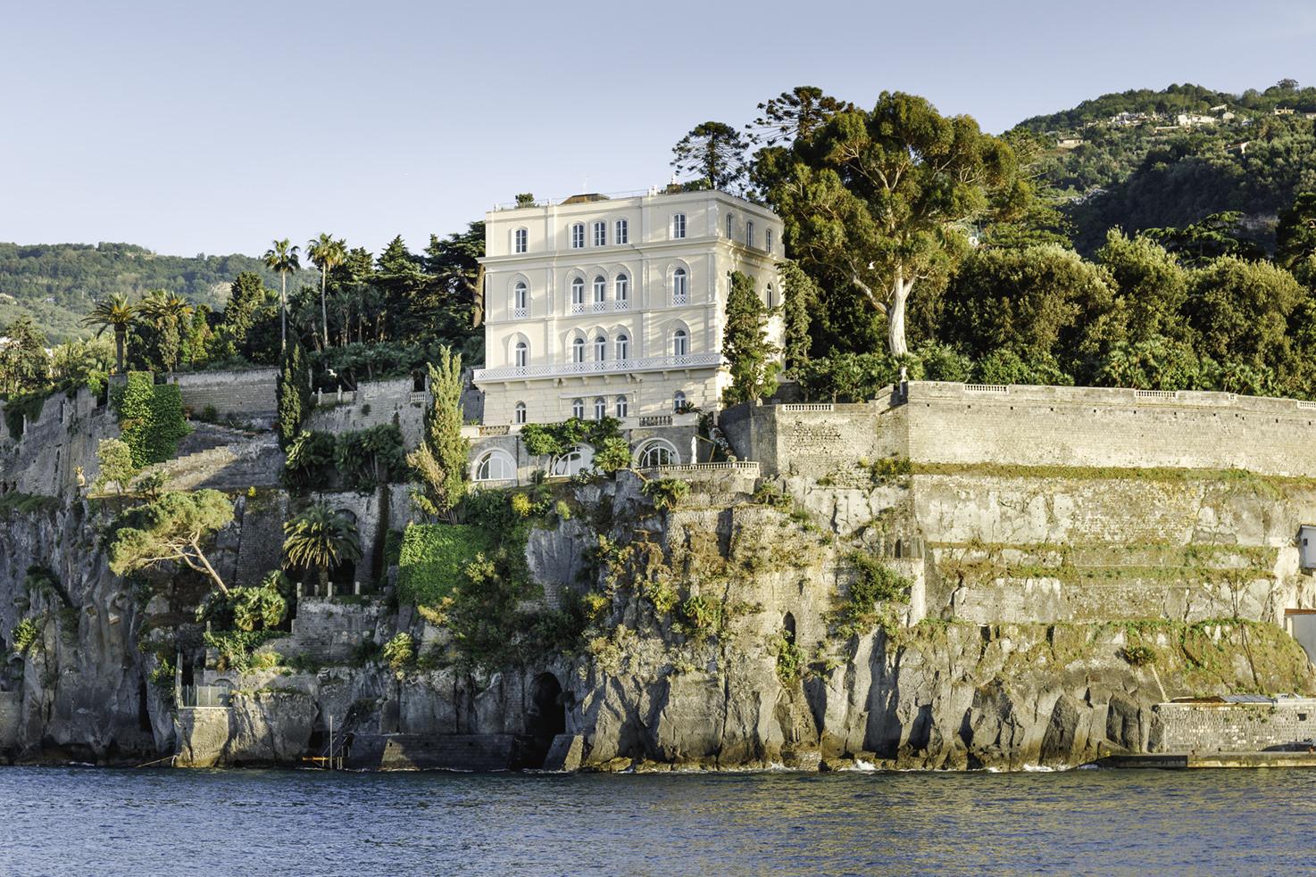 Villa Astor in Sorrento