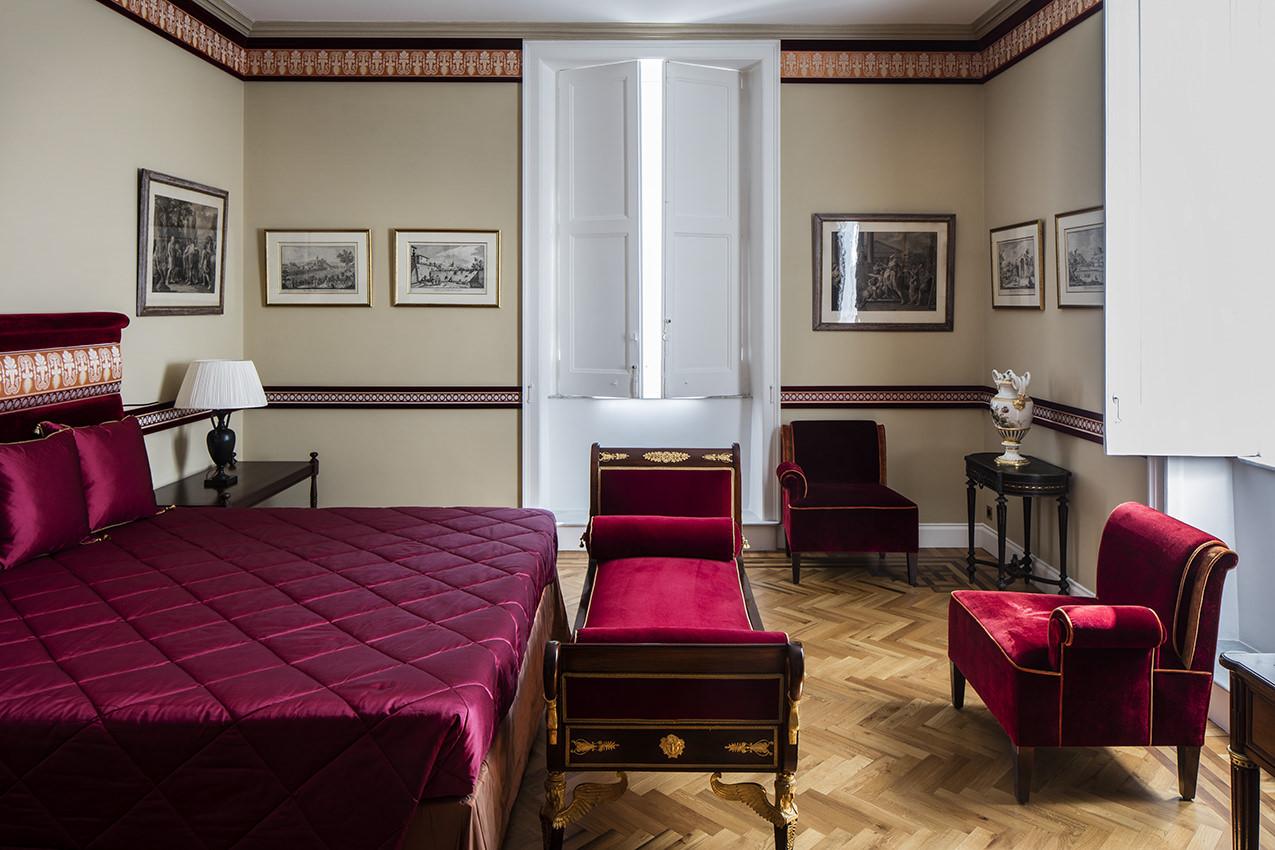 Junior Suite at Villa Astor