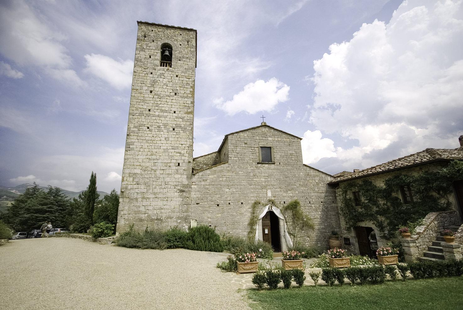 Pieve di Spaltenna, Gaiole in Chianti