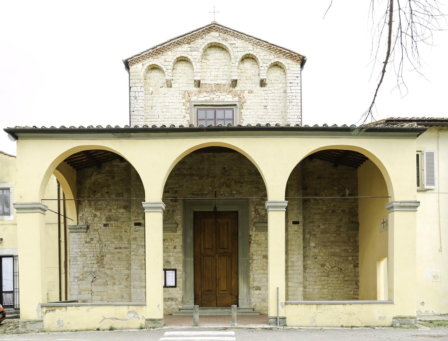 Pieve di Santo Stefano a Campoli