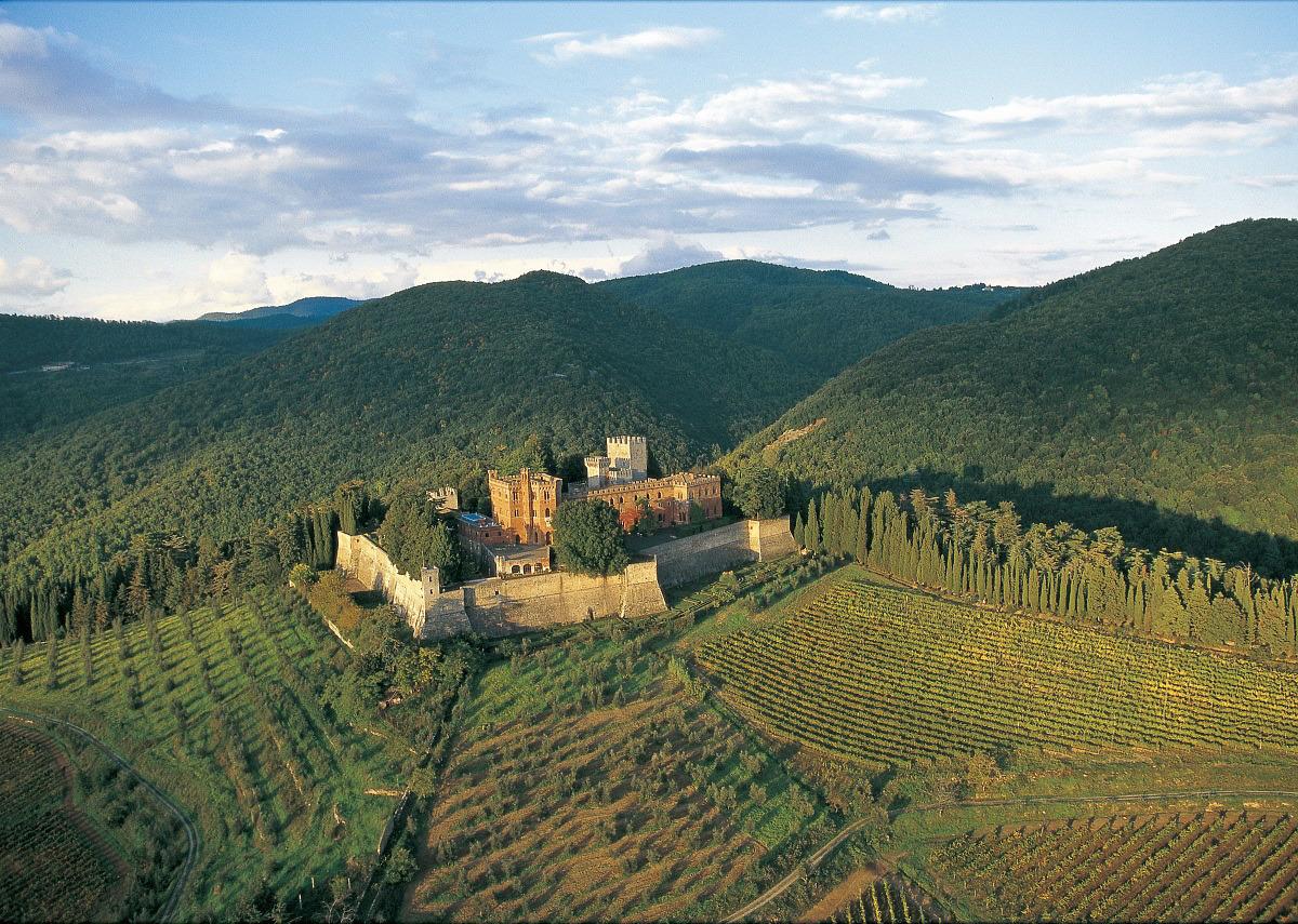 Castello di Broilo in Gaiole in Chianti