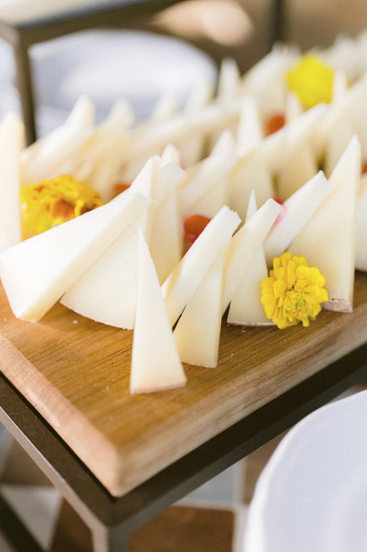 Tuscan pecorino cheese