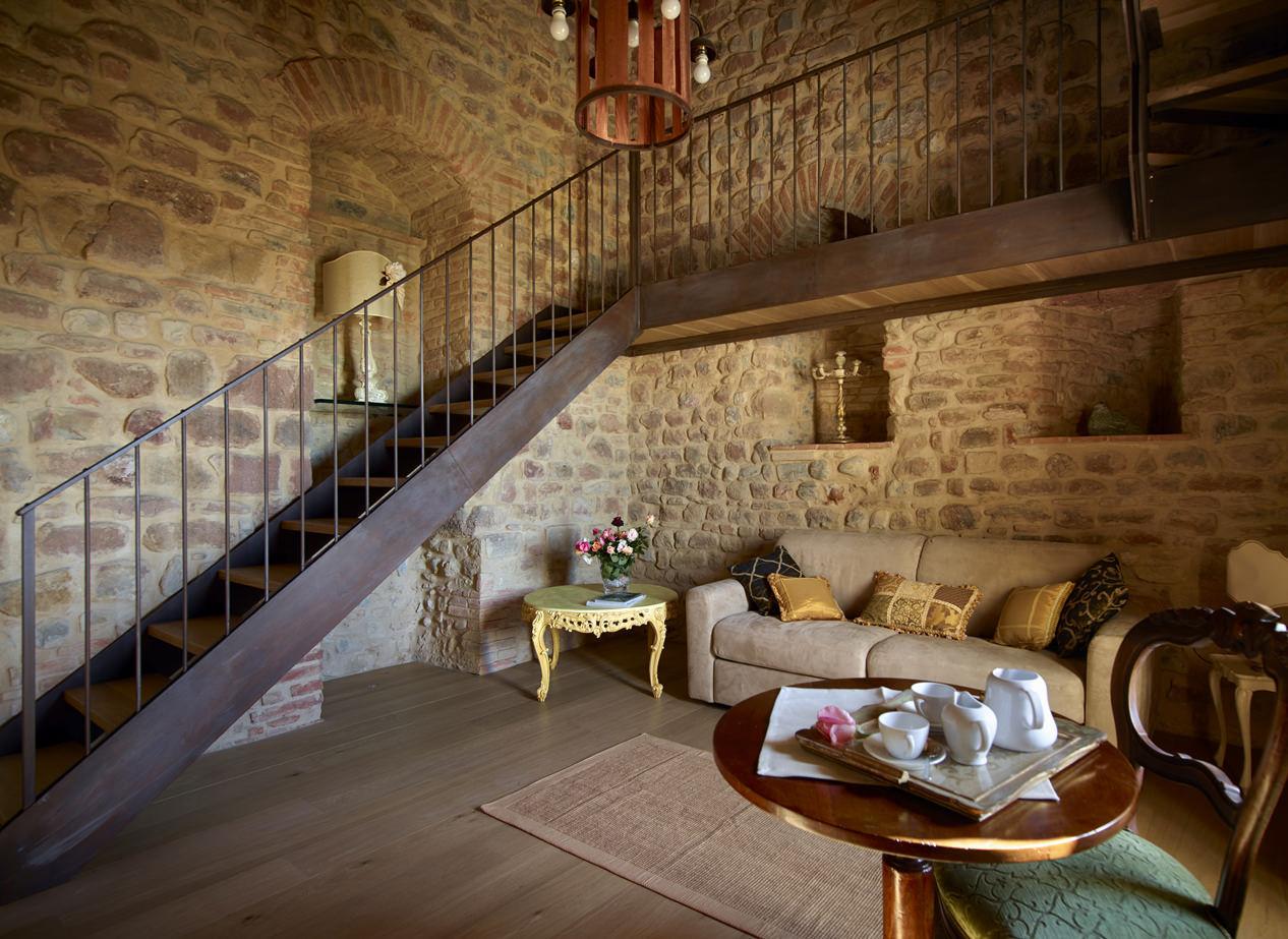 Accommodation at Borgo Petrognano
