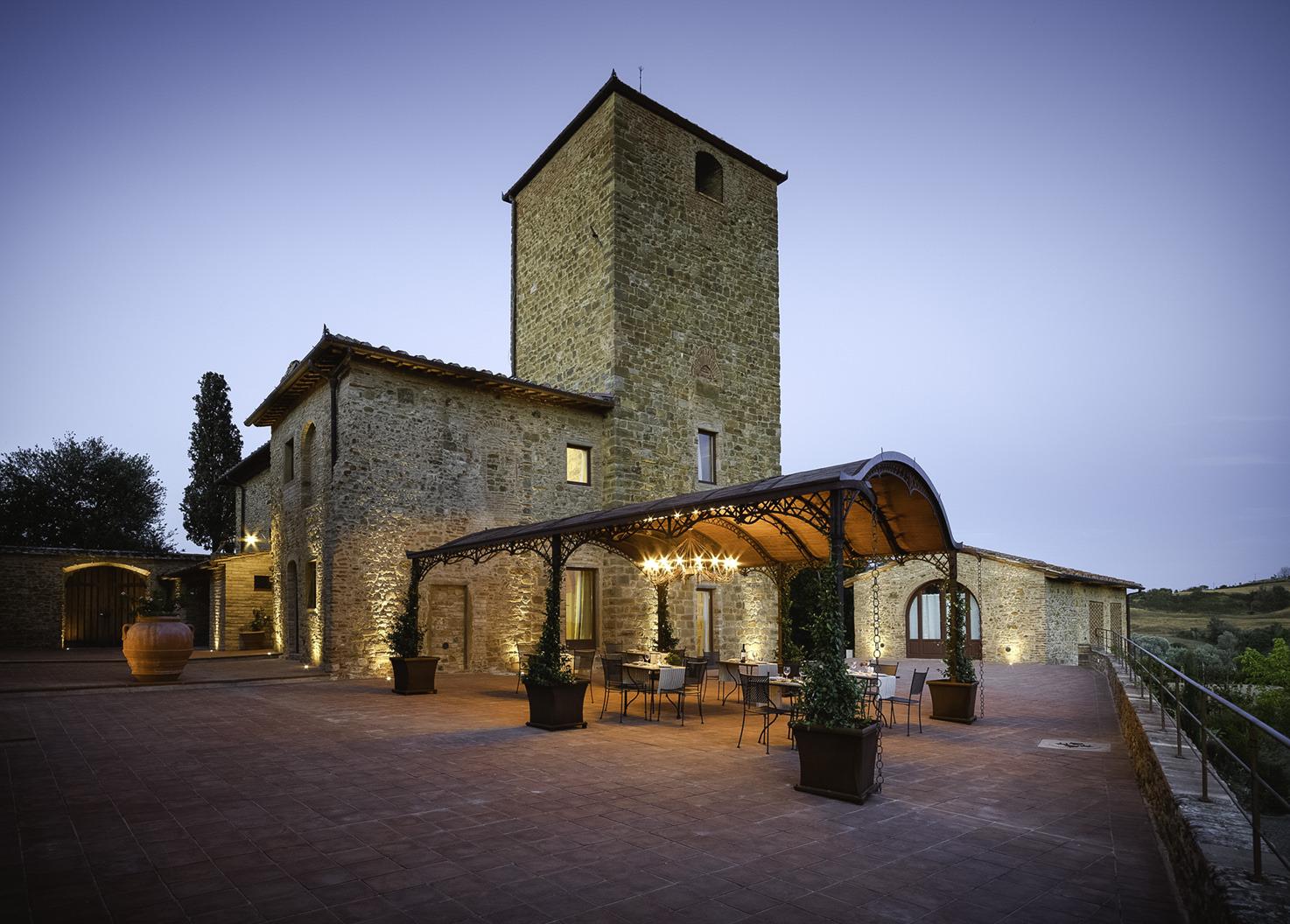 Borgo Petrognano for weddings in Tuscany