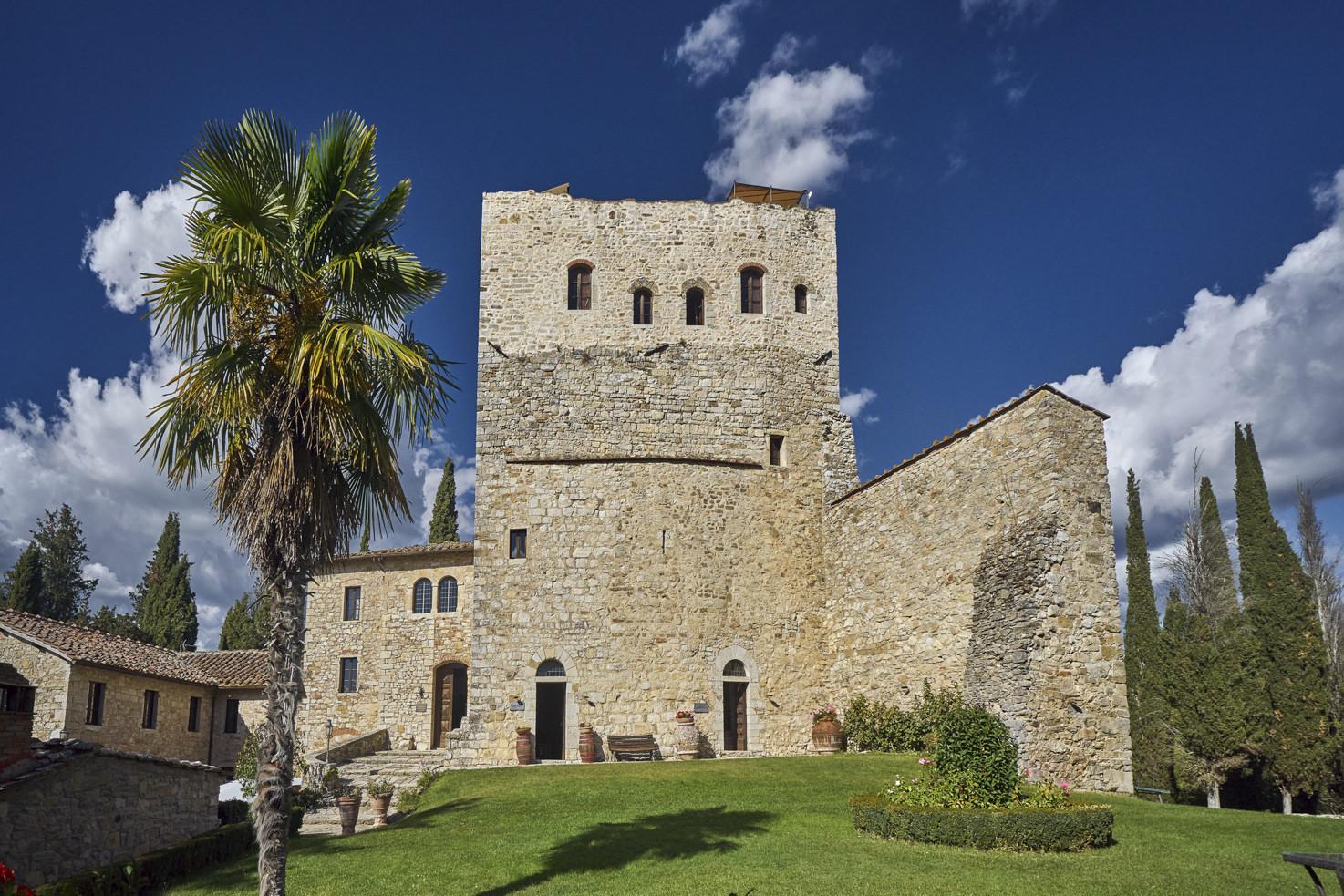 Castello di Tornano, Tuscany