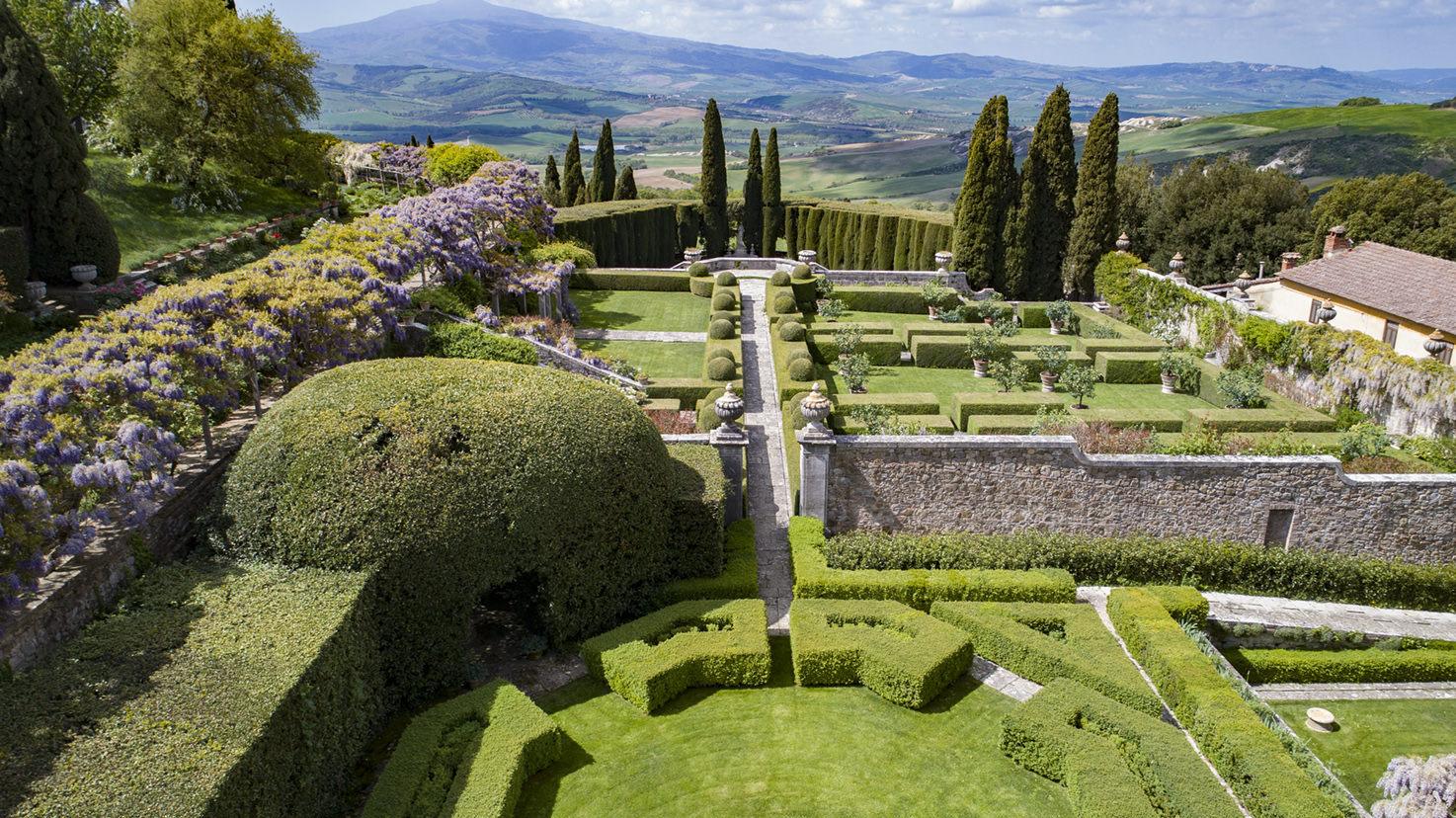 Magnificent Renaissance gardens