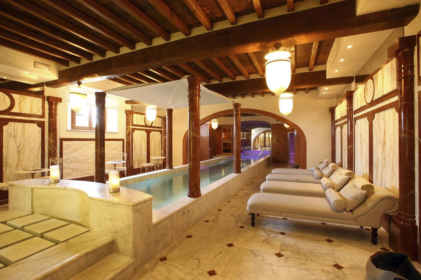 Villa Mangiacane spa and wellness