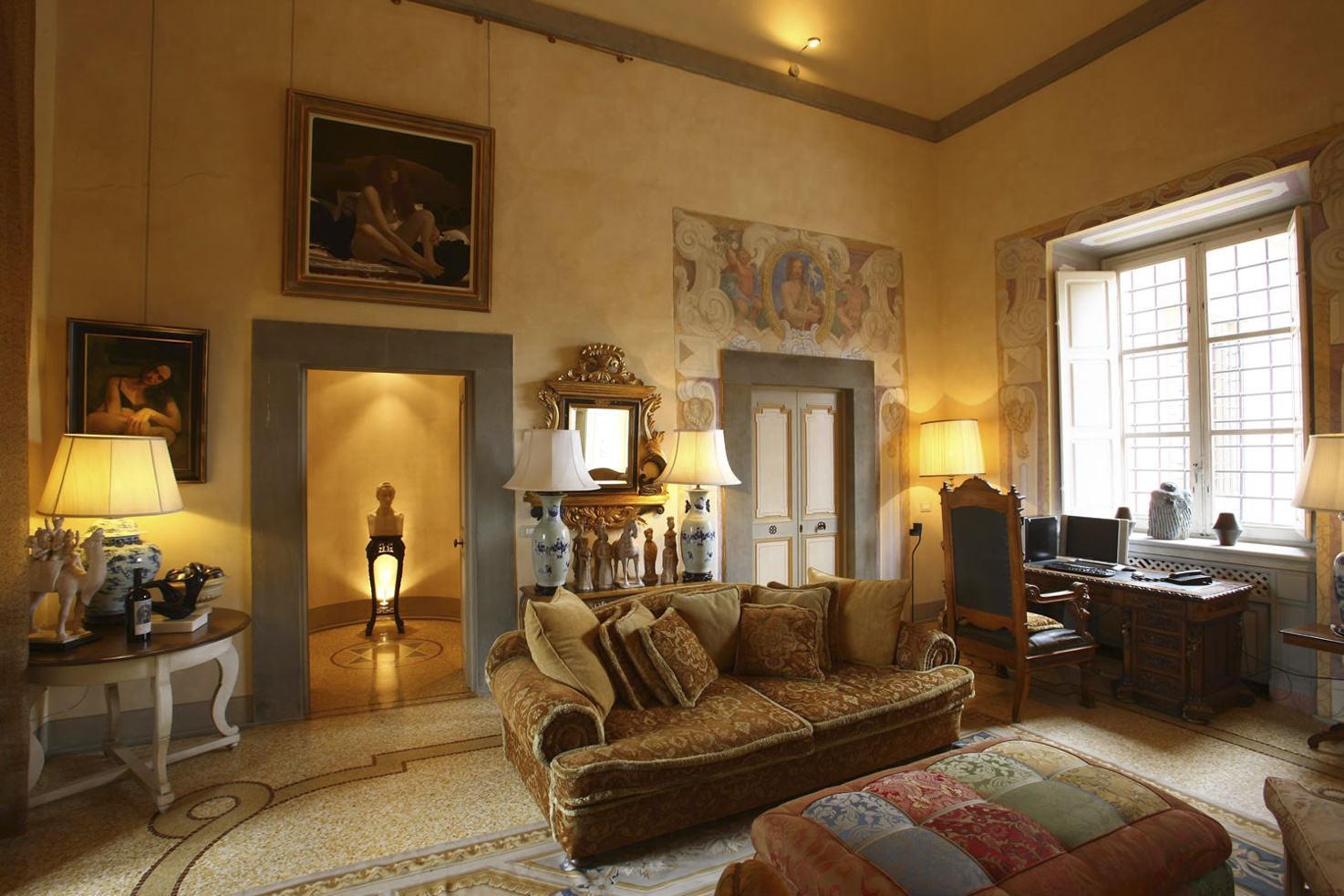 Suite at Villa Mangiacane