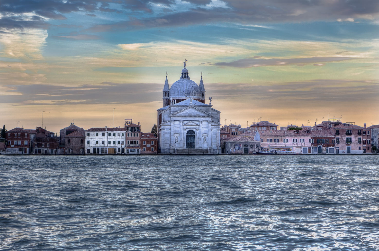 Church of the Redentore in Venice