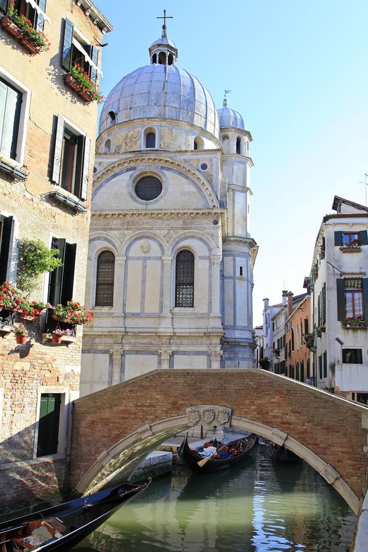 Chiesa dei Miracoli, Venice