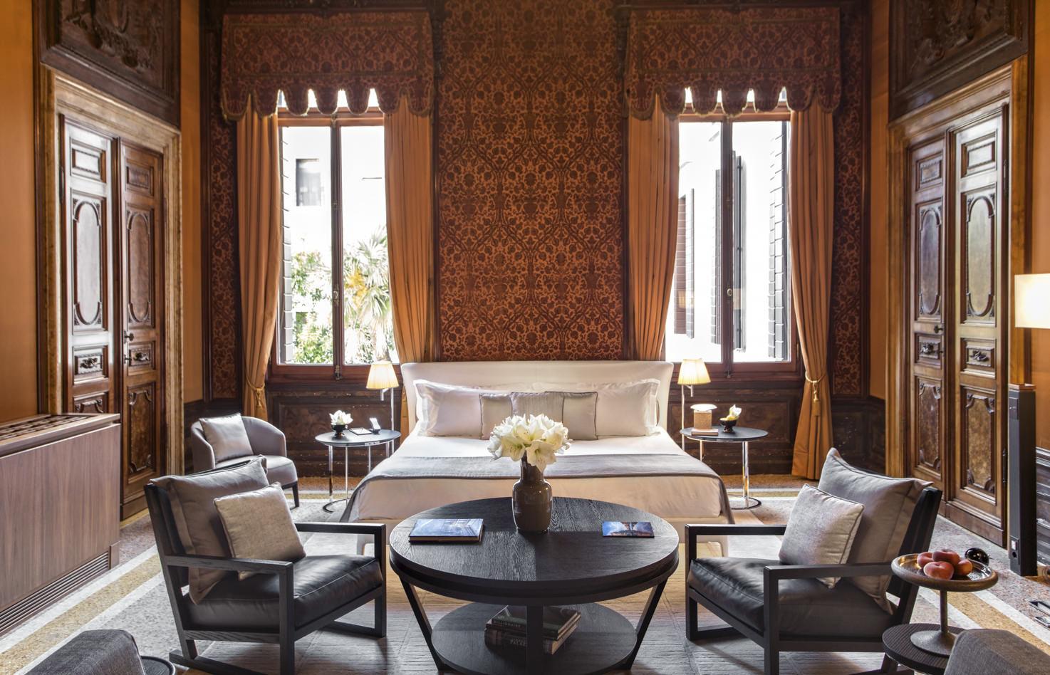 Suite Sansovino at Aman Hotel