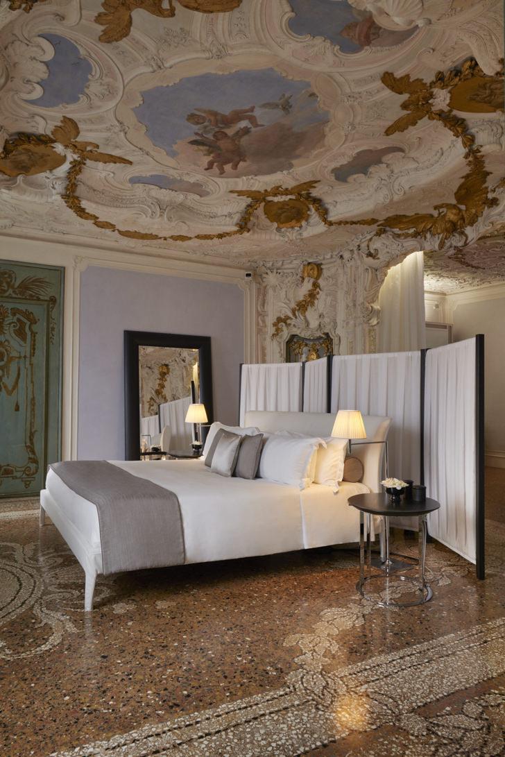 Tiepolo suite at Aman Venice