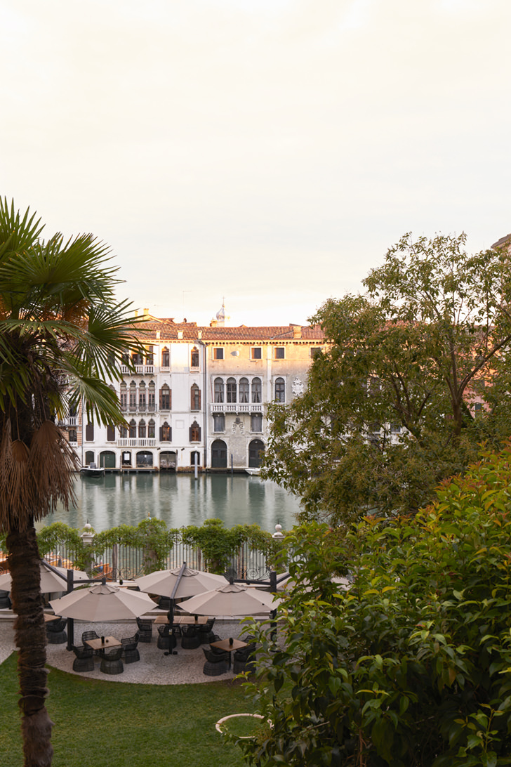 View over Grand Canal