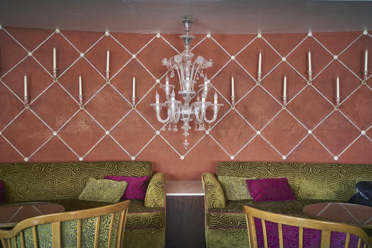 Interior of Belmond Hotel Cipriani