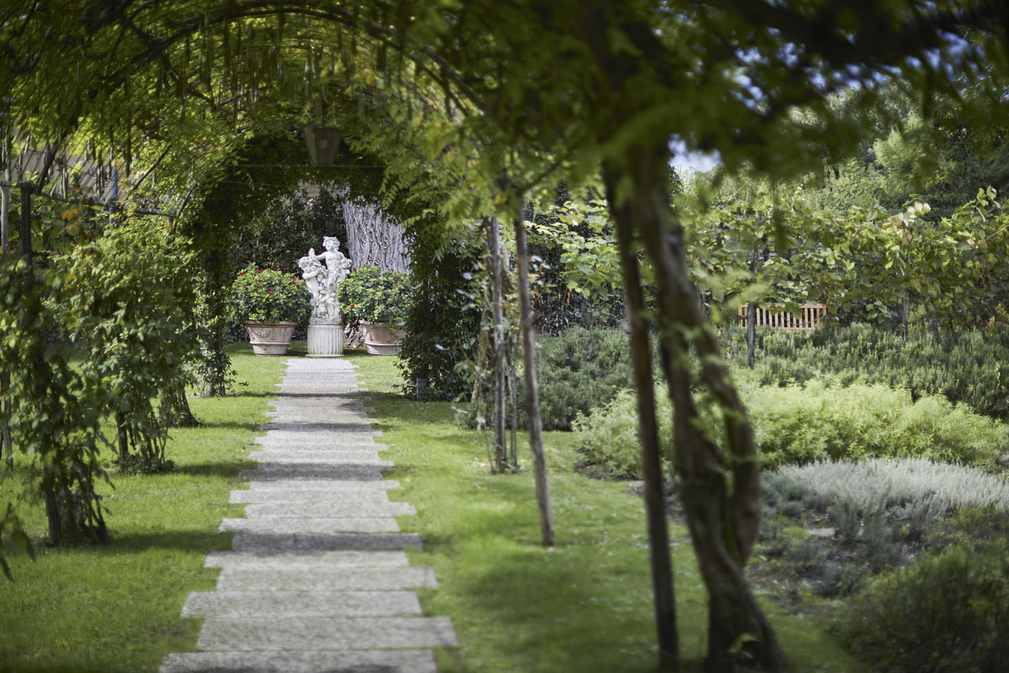Gardens of Belmond Hotel Cipriani