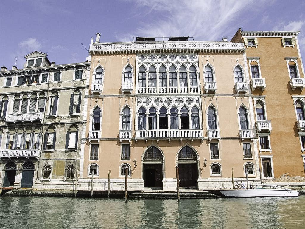 Palazzo Pisani Moretta on Venice Grand Canal