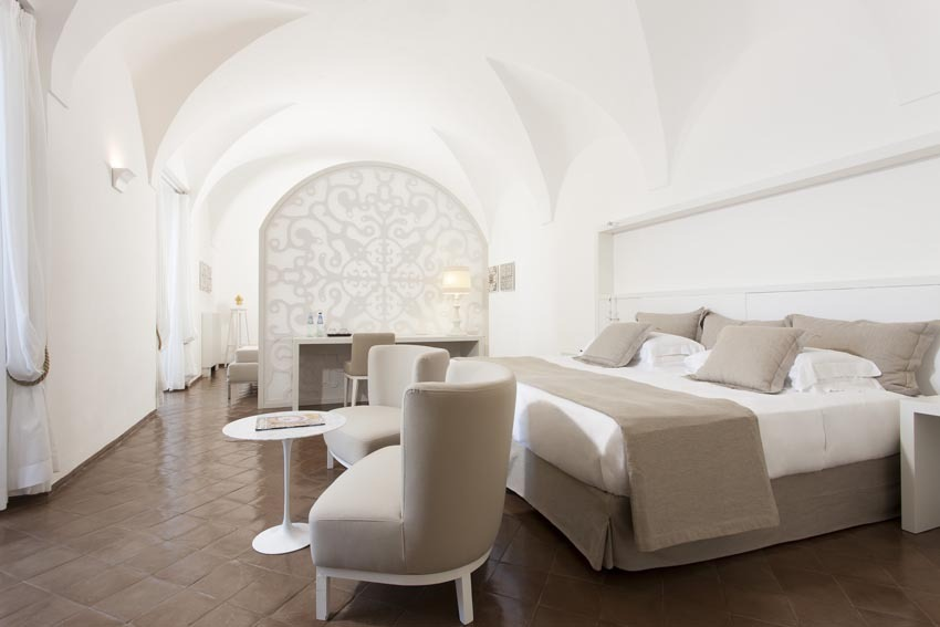 Room at Grand Hotel Convento in Amalfi