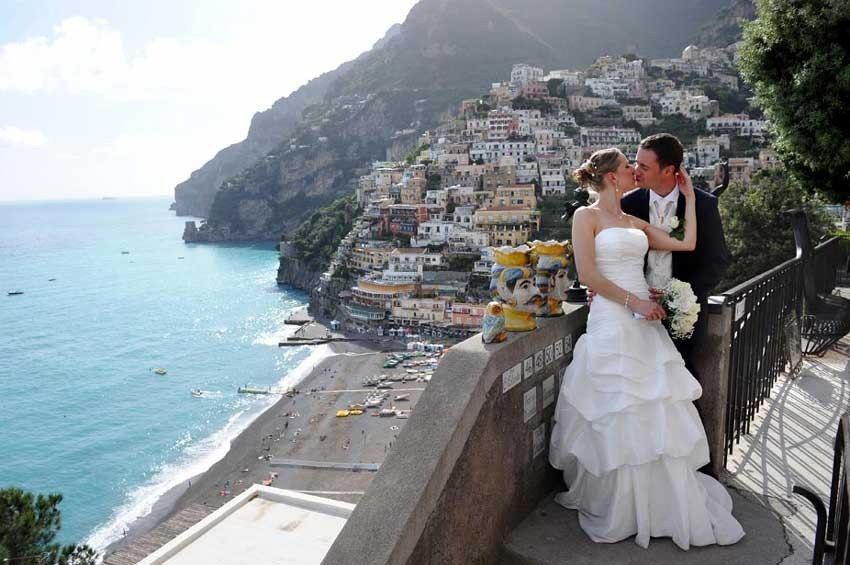 Amalfi Coast Weddings Positano Ravello Wedding Planners