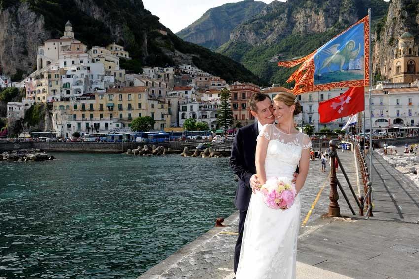 Wedding in Amalfi