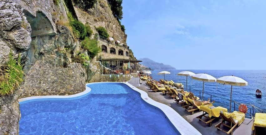 Luxury Hotel For Amalfi Weddings