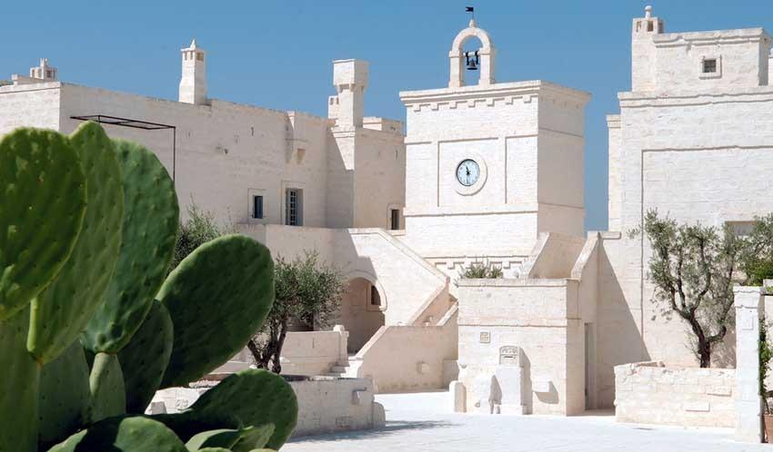 Borgo Egnazia wedding venue in Puglia